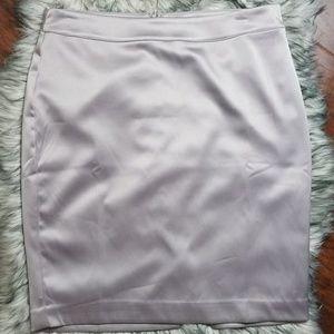 Forever 21 Lavender Skirt Size 10